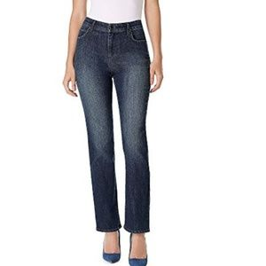 8 Short New With Tags Bandolino Mandie Blue Jeans
